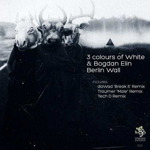 3 Colours of White - Berlin Wall (radio version)