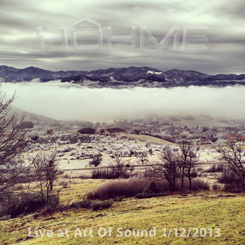 david hôhme - Live at Art of Sound 1/12/2013