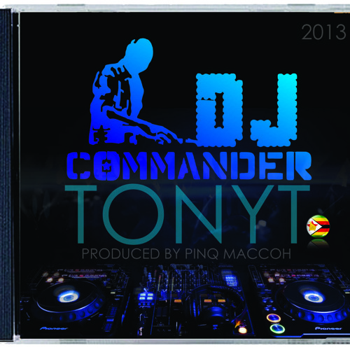 TONYT - DJ COMMANDER (ESPA RECORDS)