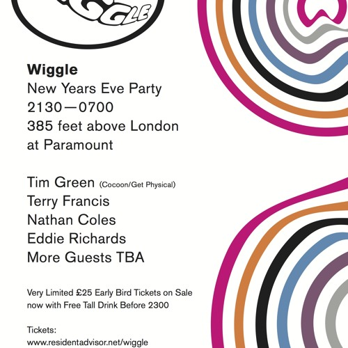 Nathan Coles @ Wiggle NYE Party