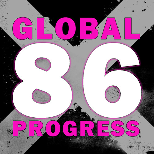 EPISODE 86 - Global Progress Radioshow - DeepToTechno  Mixed by Mateo Scramm   January 2013