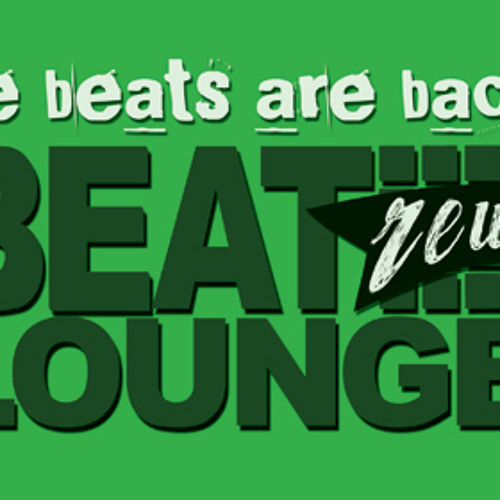 BEAT LOUNGE: January 11 2013