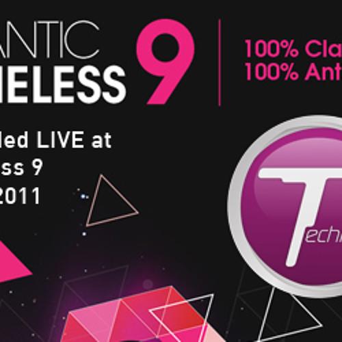Technikal Live at Timeless 9