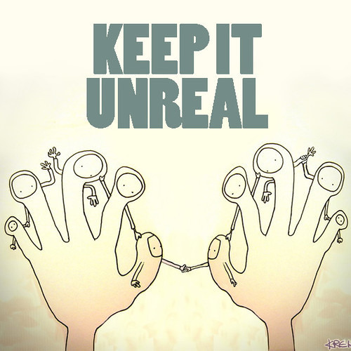 Keep It Unreal ft. Keziah (Prod. by Dreadsquad)