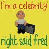 RIGHT SAID FRED - I'M A CELEBRITY- CLIP