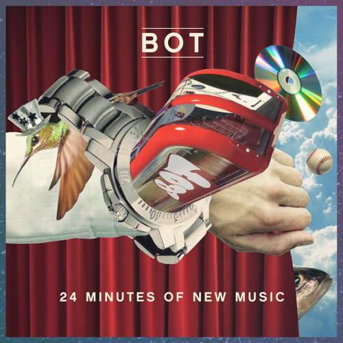 Bot - 24 Minutes (New Productions Teaser Mix)