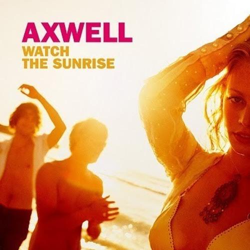 Axwell Ft Steve Edwards - Watch The Sunrise (Nylez & Fajah Lourens Bootleg)