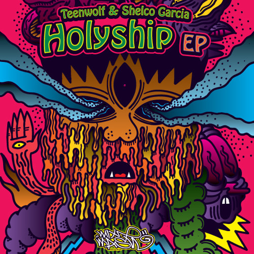 Shelco Garcia & TEENWOLF - Holyship (Trap Edit) [Free download!]