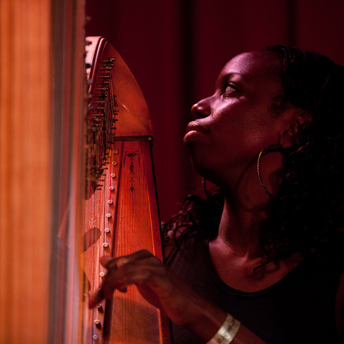 Brandee Younger's Afro-Harping | A Tribute to Dorothy Ashby