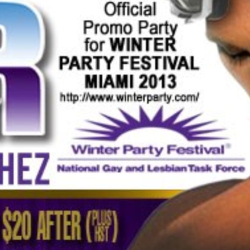 A WINTER PARTY 2013 MIXED BY DJCHEZ