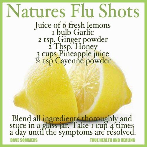 HealthyAppetites - Flu prevention