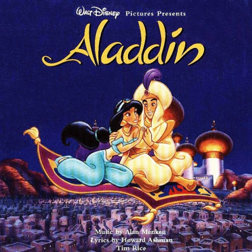 A Whole New World (Aladdin Cover)