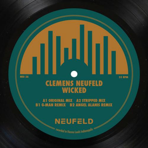 Clemens Neufeld - Wicked (Original Mix) NEUFELD 03
