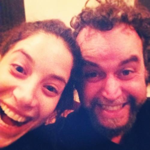 Dana&Daniel-Rehearsal