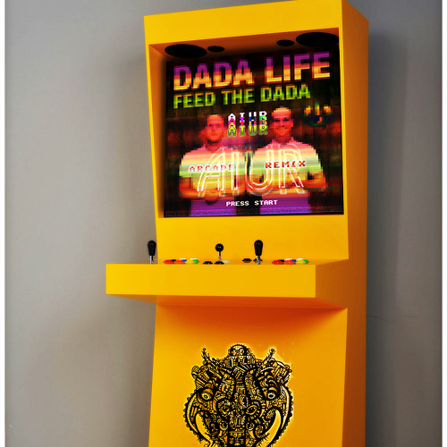 Dada Life - Feed the Dada (Aiur Arcade Remix) FREE DOWNLOAD