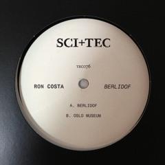 Ron Costa - Oslo Museum (Original Mix) [SCI+TEC Digital Audio]