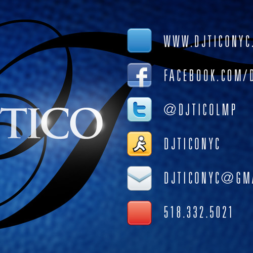 DJ Tico - Reggaeton Mix Jan 2013
