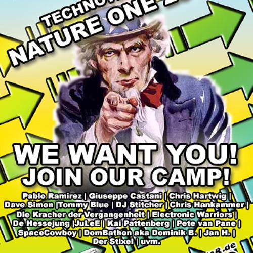 01.08.2009 | Hanky @ Technotika Camp Nature One 2009 | DJ Set