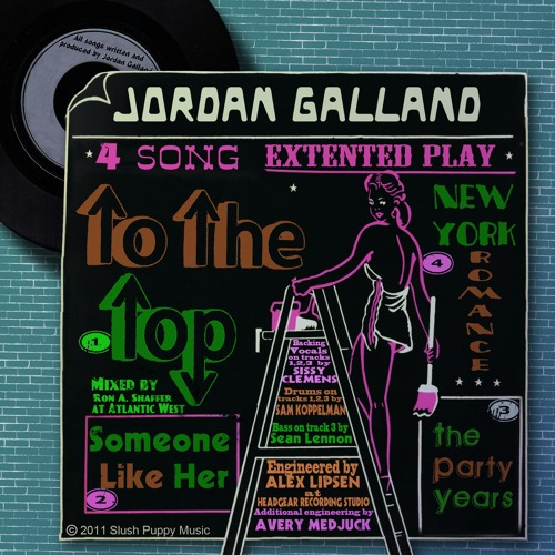 To The Top by Jordan Galland