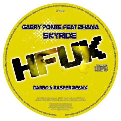Skyride - Darbo & Rasper Remix MASTER mp3 (FREE download!)