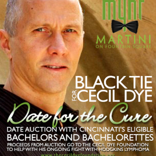 Black Tie for Cecil Dye - Radio Spot - Mynt Martini