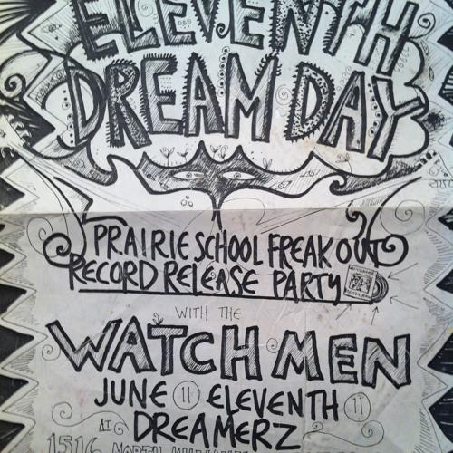 Eleventh Dream Day - Long Past Friday (Night) - Prairie School Freakout Outtake, Louisville 1988