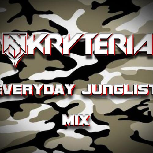 Kryteria-Everyday Junglist Exclusive mix