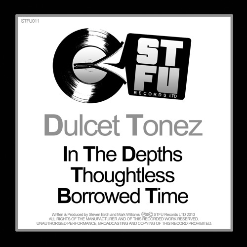Dulcet Tonez - Borrowed Time - We Made It Past Doomsday EP - Out Now.