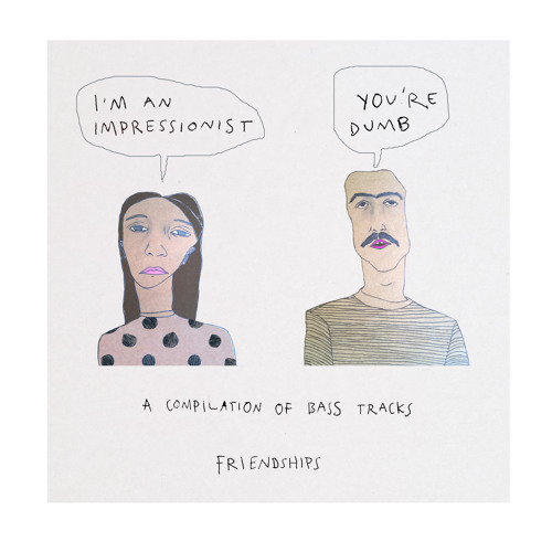 1am (slow release) - I'm an Impressionist you're dumb (out now via Silo Arts)