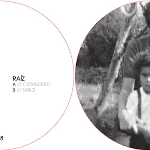 Raíz - Curandero EP [HyV 008]