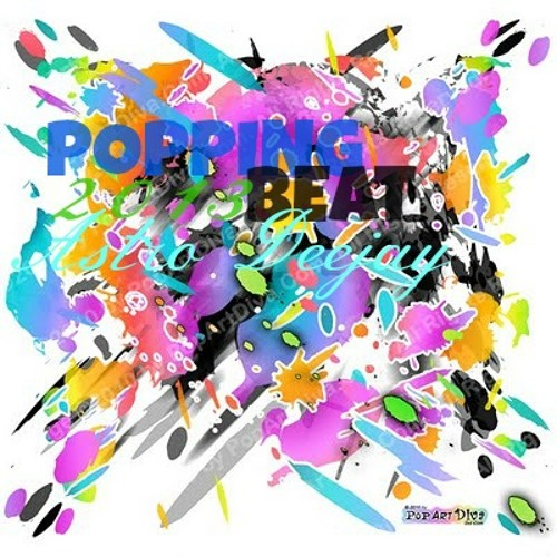 Beat popping (astro deejay)