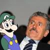 Luigi mix Portada del disco