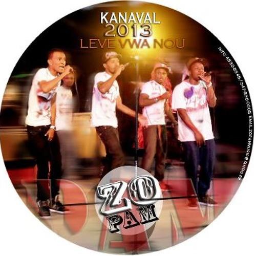 """ZOPAM Kanaval 2013 """" LEVE VWA NOU """""""