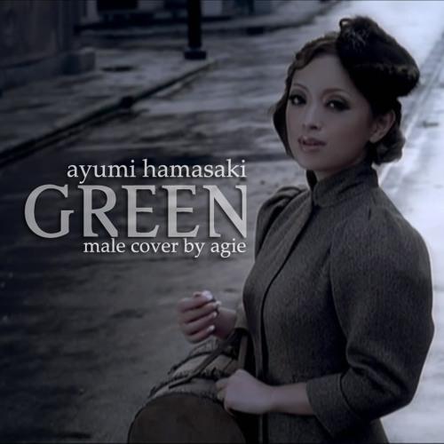 [cover] GREEN - ayumi hamasaki