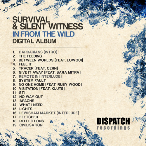 Survival & Silent Witness - Barbarians [In from the Wild] [ALBUM INTRO] - Dispatch (CLIP) - OUT NOW