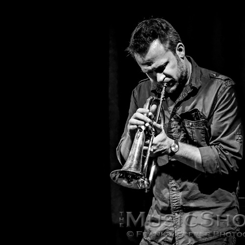 "Justin Ray Quintet Live at the Altamont -  ""Braidy"""