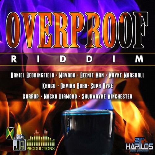 OVERPROOF riddim Mix (DJ DUB-KING)