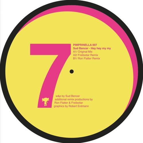 Sud Bencer - Hey Hey My My (Freiboitar Remix) - OUT NOW @ DECKS.DE