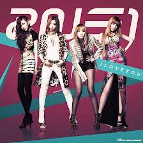 [JJ] 2NE1 - I Love You ( Japanese Version ) cover