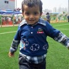 Aarush counting upto100