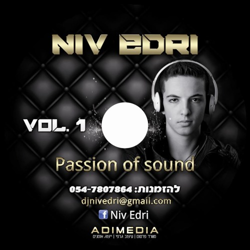 Niv Edri Present: Passion of sound vol.1