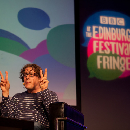 Alan Davies on Stephen Fry