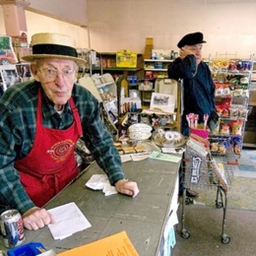 Winthrop Sherwin, general store owner: #Radiostory by Samantha Broun