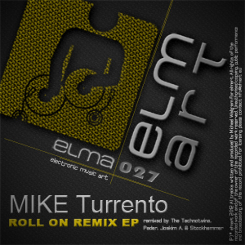OUT NOW!!! Mike Turrento - Rolling (Joakim A Remix) PREVIEW
