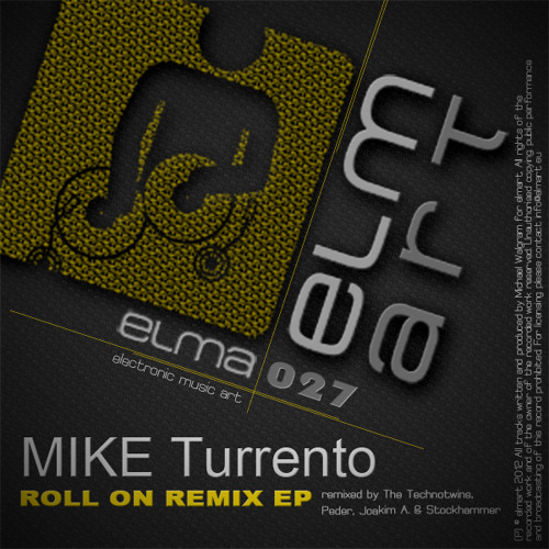OUT NOW!! Mike Turrento - Boom On (The Technotwins Remix) PREVIEW