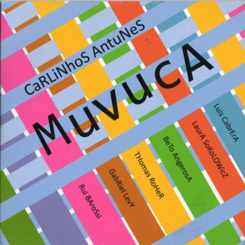 Nandus Dance - CD Muvuca Carlinhos Antunes