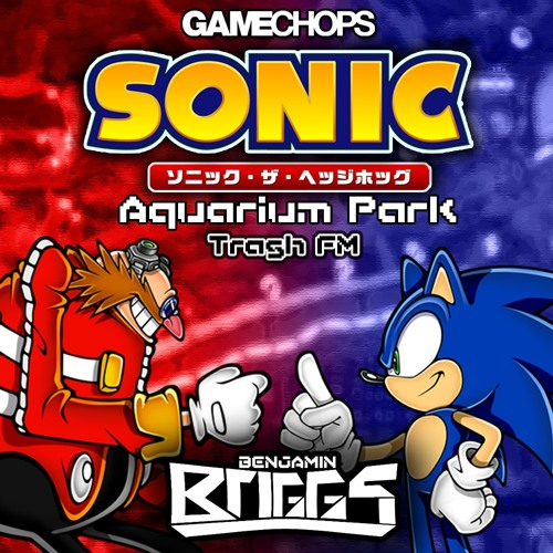 Sonic the Hedgehog: Trash FM (Hydrocity vs Aquarium Park Mashup)