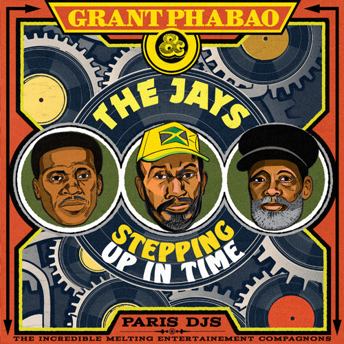 Grant Phabao & The Jays - Stepping Up In Time (Reggae Version)