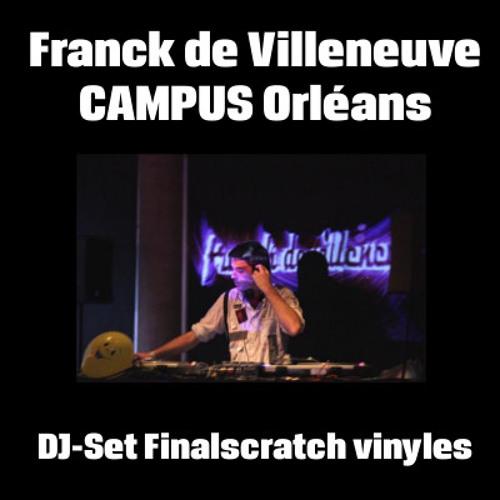 """Franck de Villeneuve - Dj-Set : """"Campus Orleans"""""""