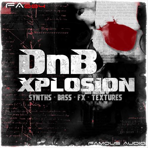 FA004 - DnB Xplosion Sample Pack Demo
